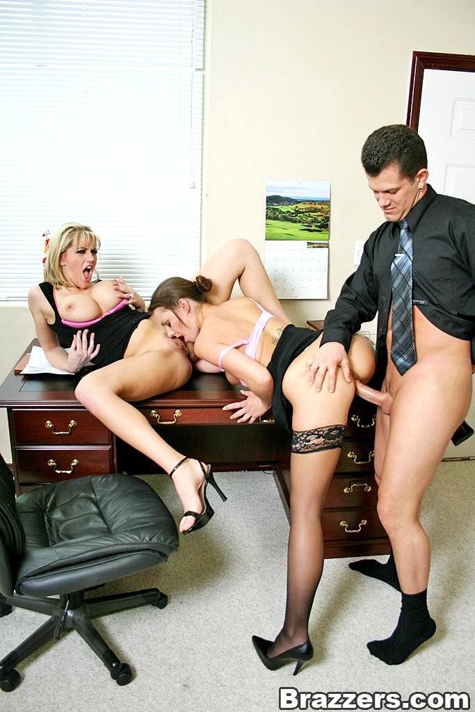Русский Секс В Офисе