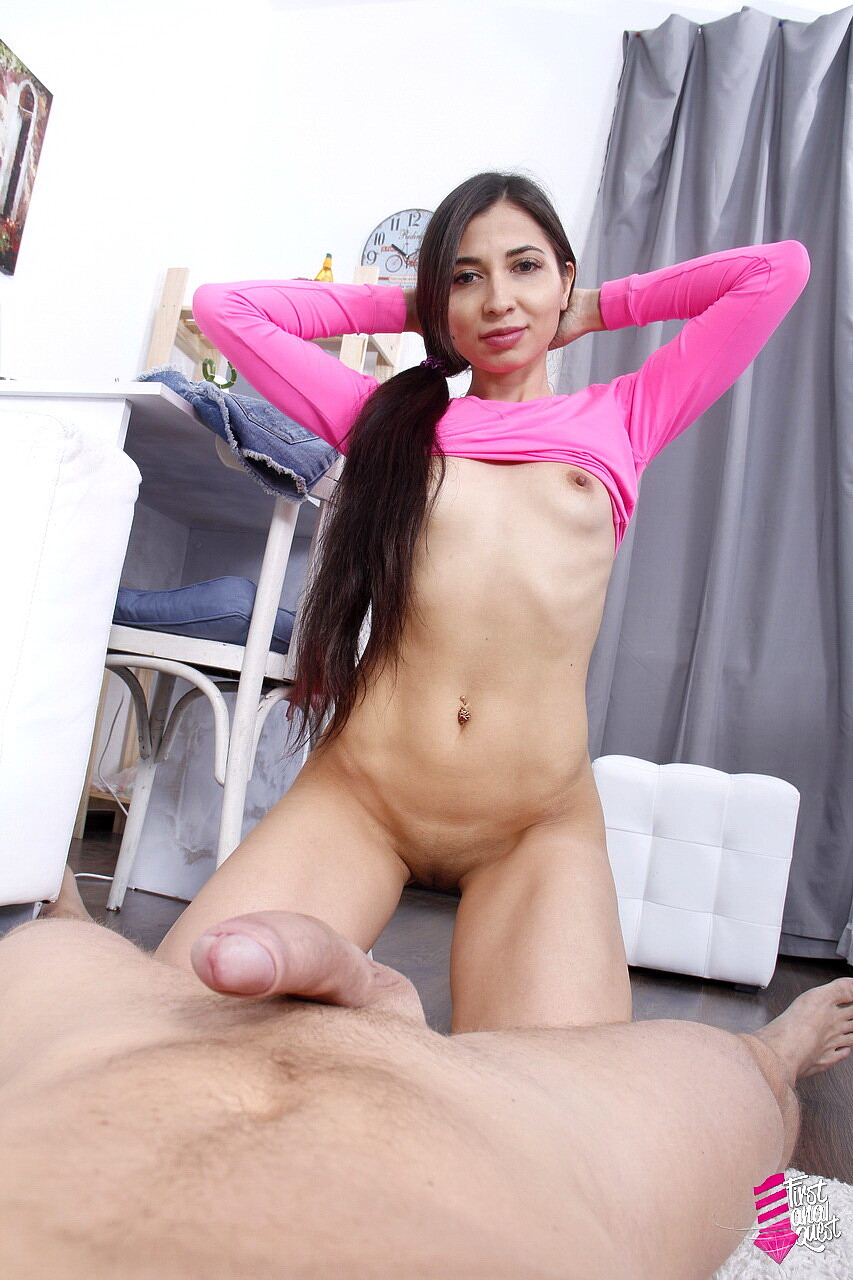 Assfucking Porn Tube firstanalquest polina sweet angeles russian goddess