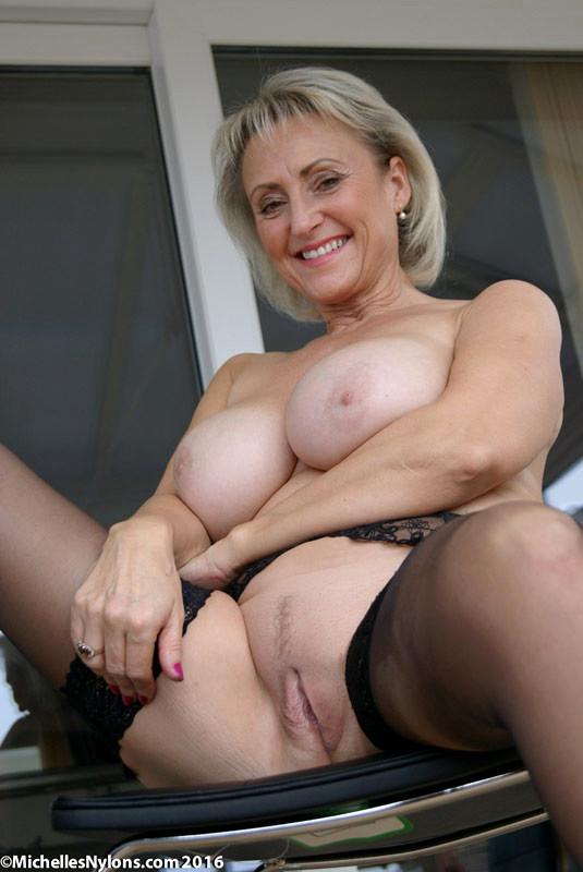 Mollige Lady